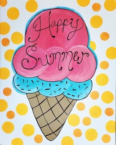 Summer Lickings