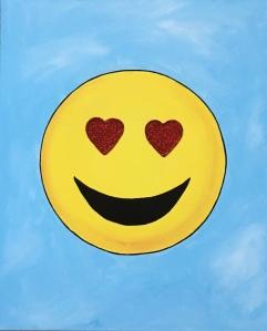 Glitter Emoji